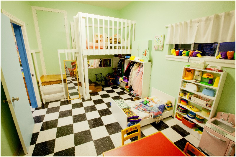 Play Kitchen and Dress Up