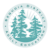 Sequoia District Adult Education Logo